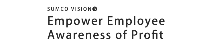 Empower Employee Awareness of Profit