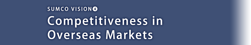 Competitiveness in Overseas Markets